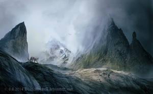 Mystic Mountain Lion by FelisGlacialis