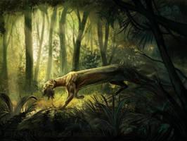 Felidae: the jaguarundi (Herpailurus yaguarondi) by FelisGlacialis