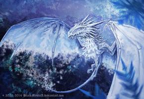 The snow queen by FelisGlacialis