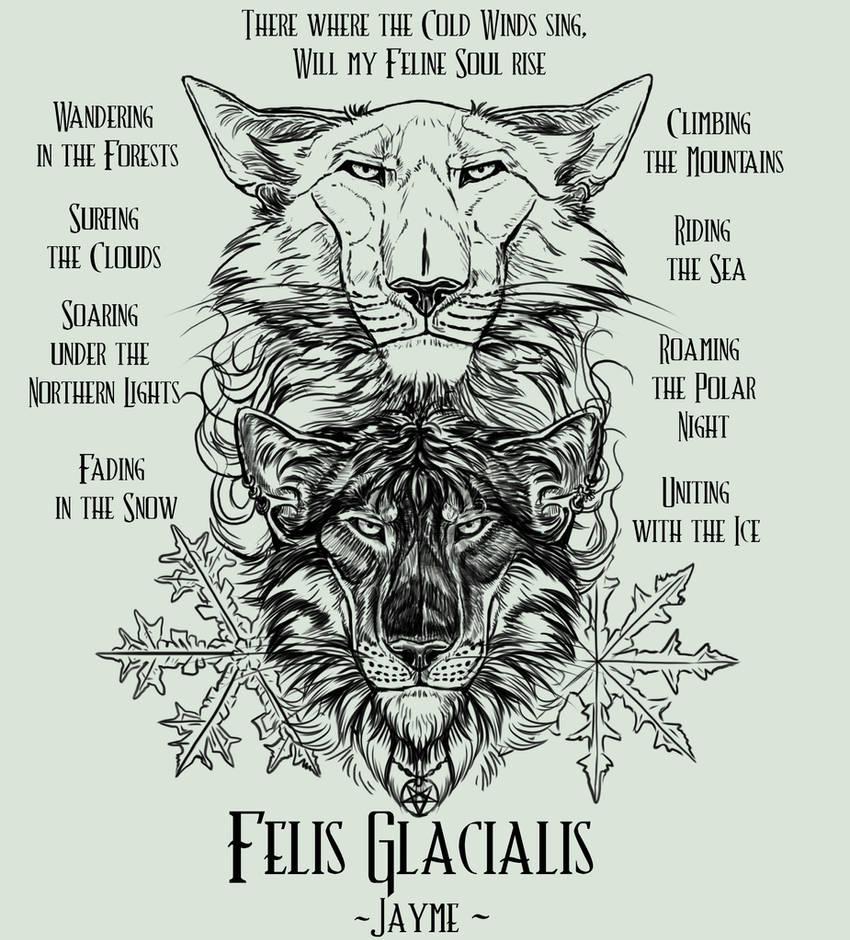 FelisGlacialis Deviant ID November 2016