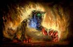 With Strength I burn