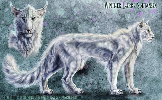 Winther referencesheet