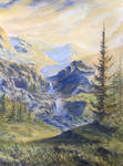 Cascade by GogiVer