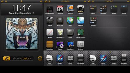 Accent Theme iPod 4G