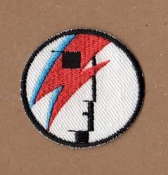 Ziggy Stardust Patch