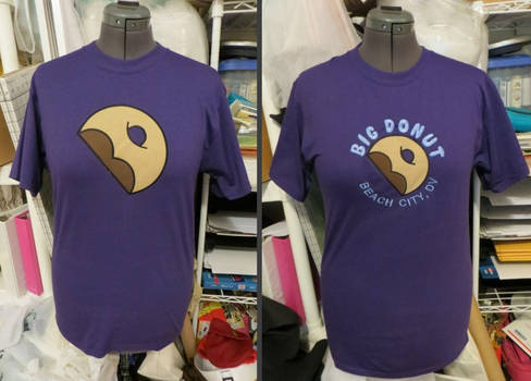 Big Donut Shirts - Steven Universe