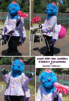 Aunt Tilly Partial Fursuit