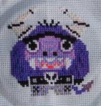 Little Eduardo Cross-Stitch