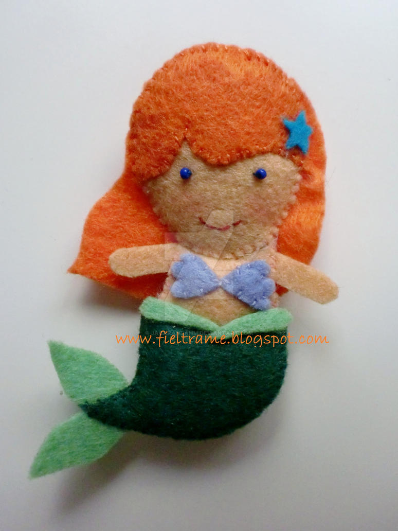 Little Mermaid Crafts Preschoolers