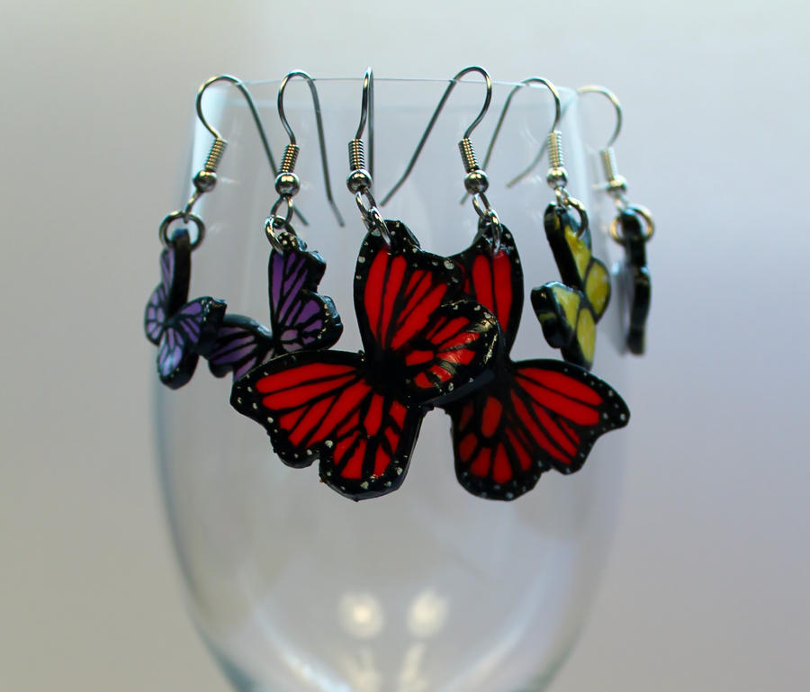 Butterflies by Jacarandahm
