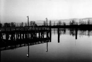 Steveston Docks by torngemini