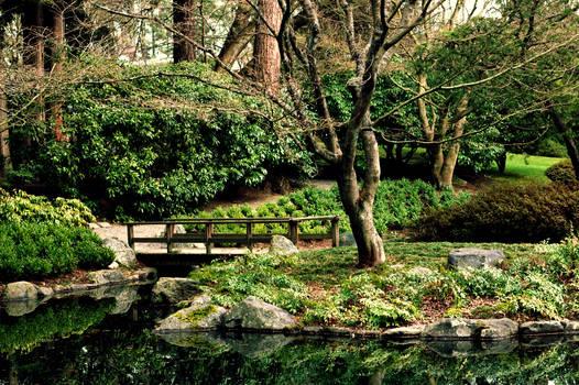 Nitobe Gardens