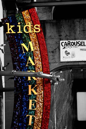 Granville Island Kid's Market