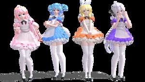 Wonder Girls // 160Watchers Special