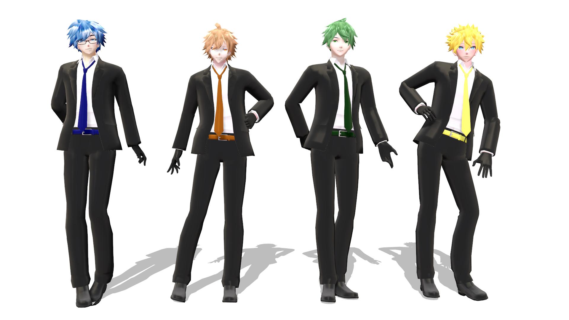 // Suit's Boys //