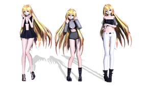 Lily Pack // DL