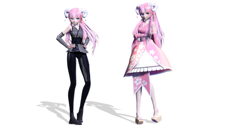 TDA Traditional Luka // DL by MarsIssey