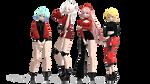 HIP Girls // DL MODELS