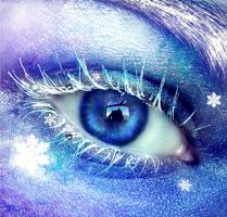 Winter eye by ClauDia18