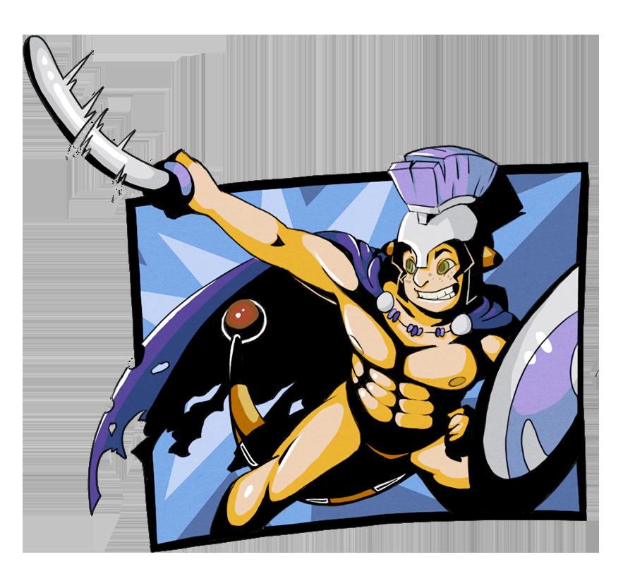Spartan Aiden by Mriia
