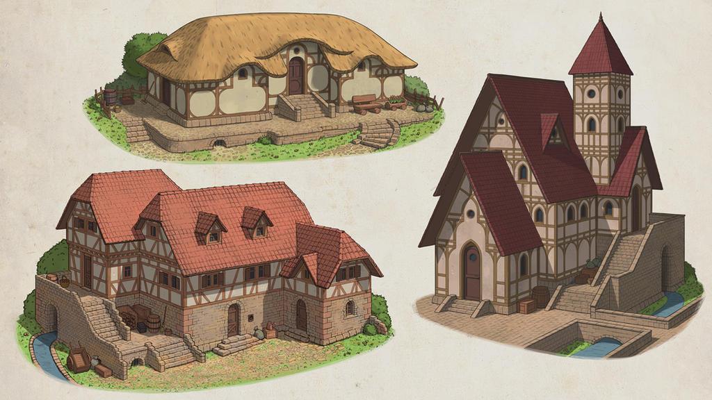 Architecture Design by MilanMros