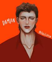 [OC] Damian Harris