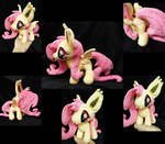 Mini Flutterbat Plushie For Sell (SOLD OUT) by astuyasiroh09