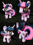 Mini Twilight Sparkle Plushie For Sell!