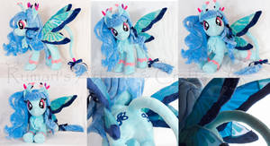 My OC Pony Plush Ruman by astuyasiroh09