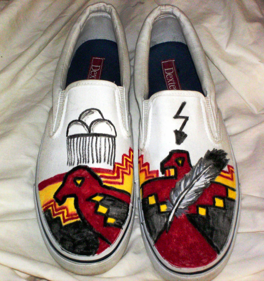 Native Shoes Size J