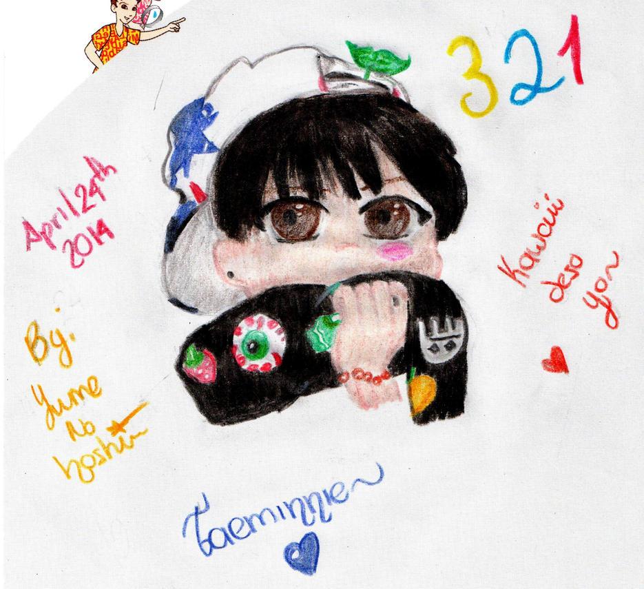 3 2 1 - Taemin by lore4014
