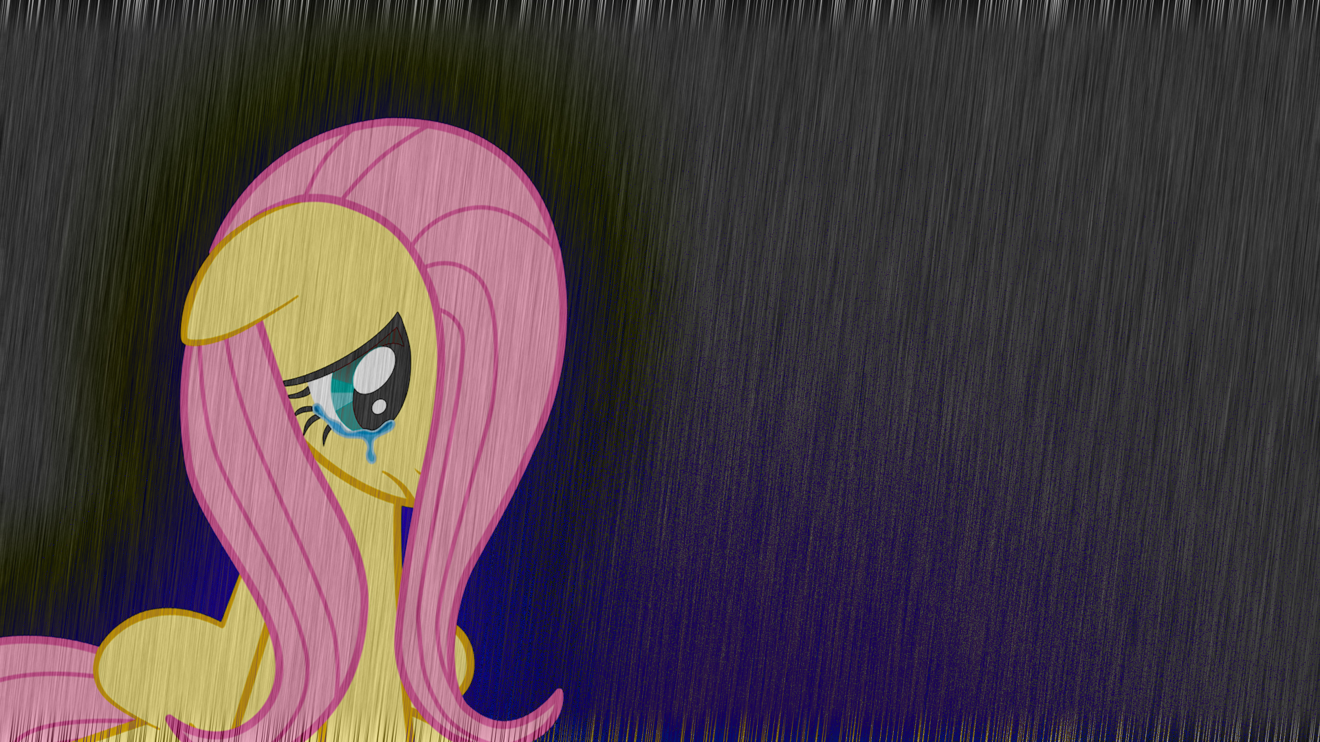 depressed fluttershy - photo #20