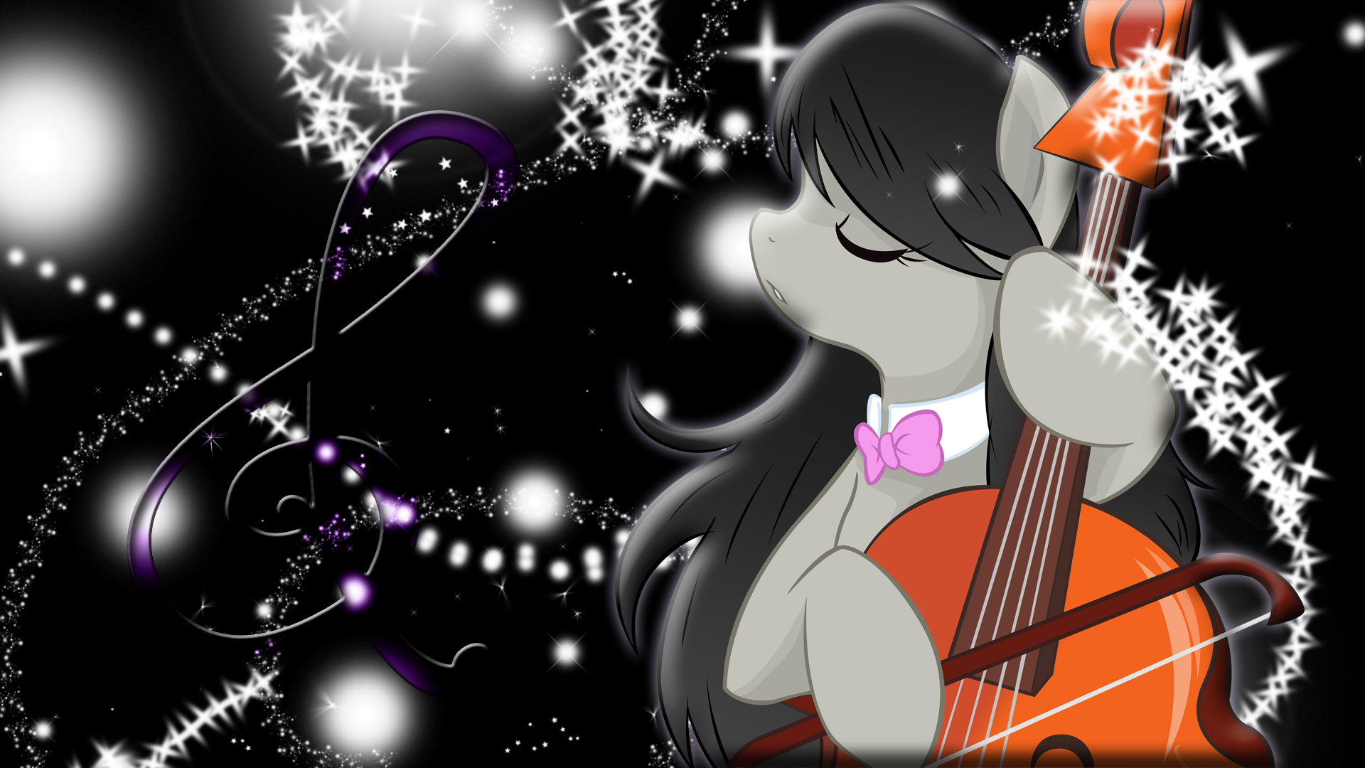 Octavia - Wallpaper #1 by NightmareDashy
