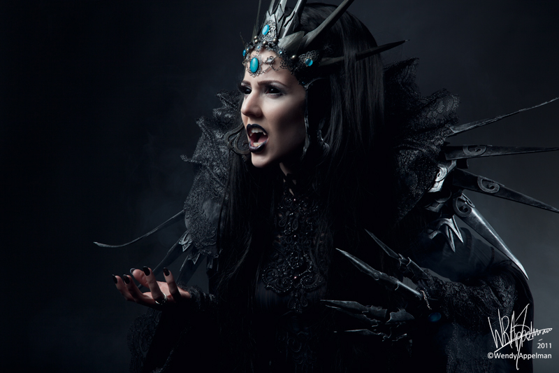 The Dark Queen by Jolien-Rosanne