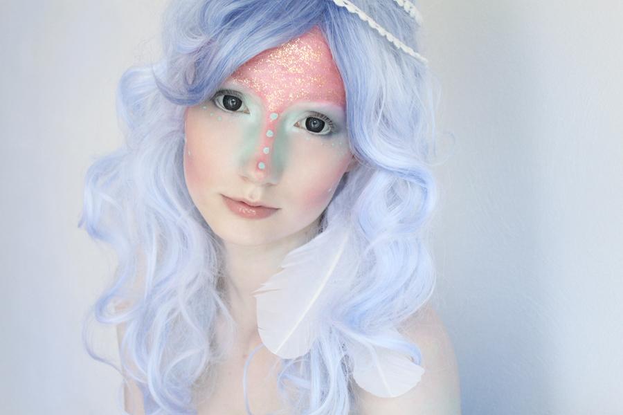 Pastel princess by Jolien-Rosanne
