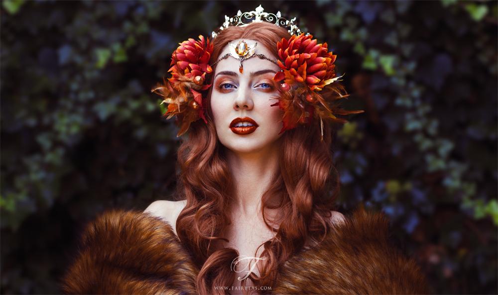 Autumn Queen by Jolien-Rosanne