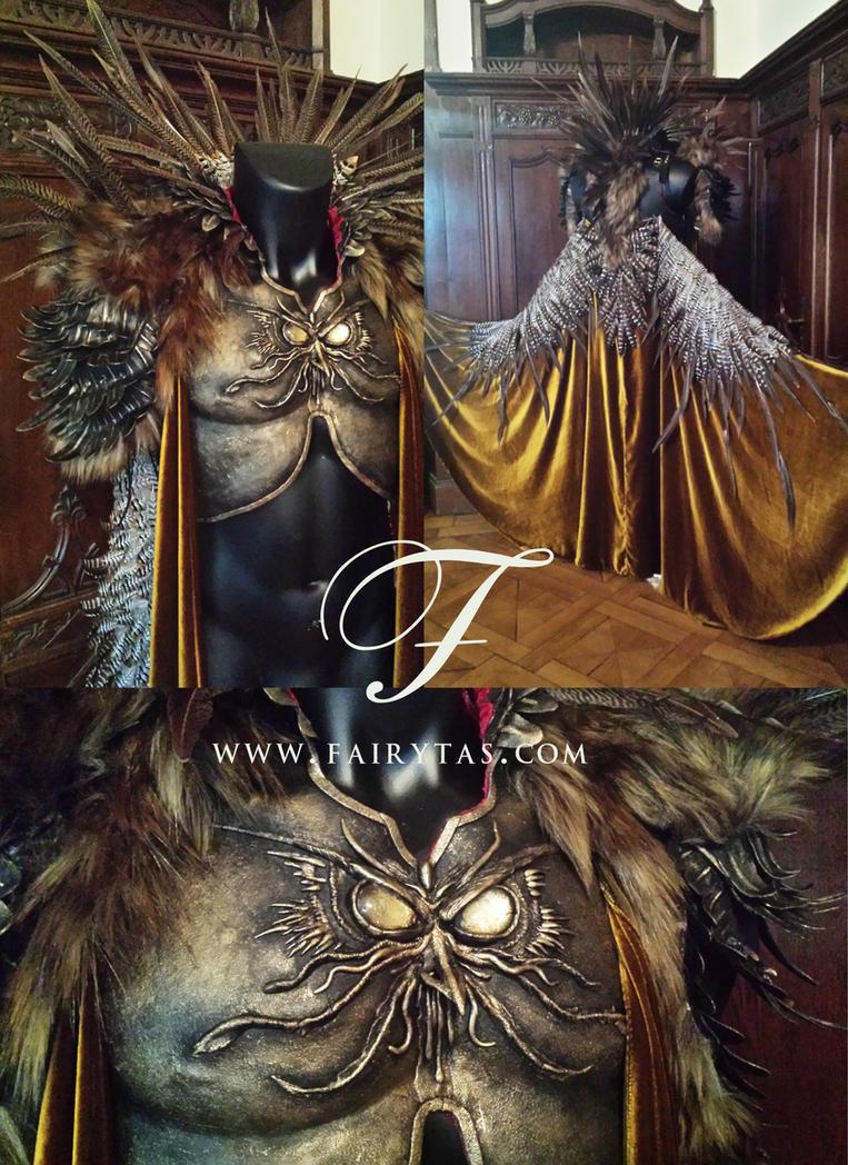 von Rothbart Costume by Jolien-Rosanne