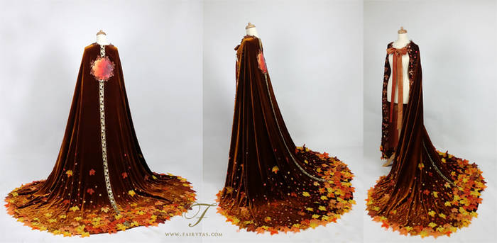 Autumn cape