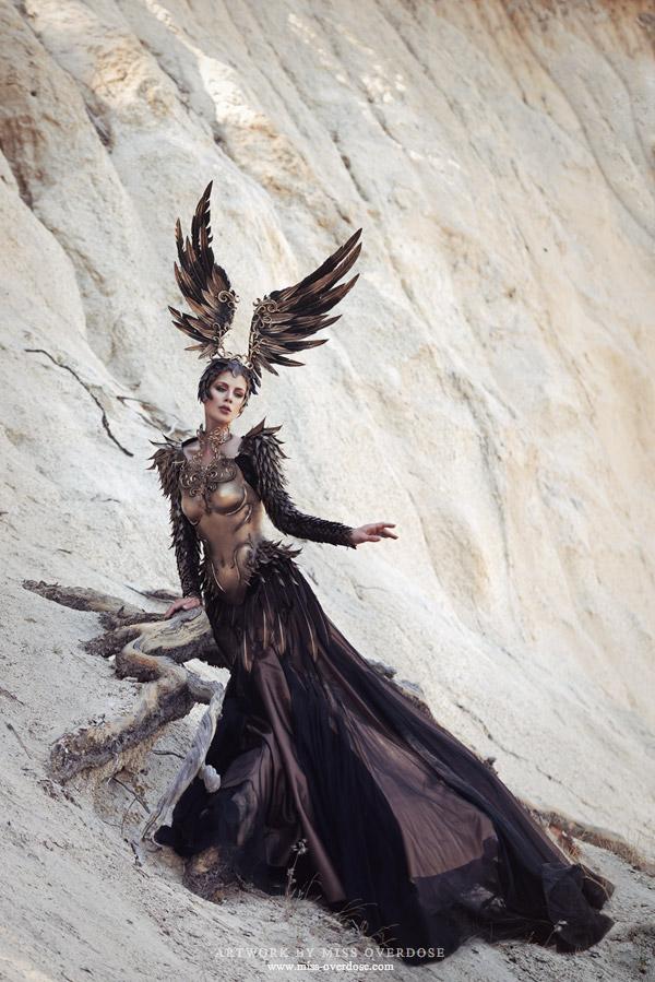 Phoenix Ophelia by Jolien-Rosanne