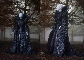 Fallen Battle Angel by Fairytas