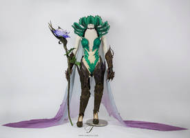 Dryad mage, Elderwood LeBlanc