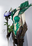 Dryad mage, Elderwood LeBlanc-side