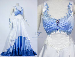 Korra wedding dress by Fairytas