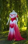 Asami wedding dress