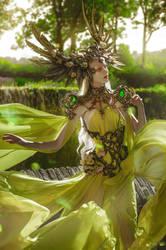 The Garden Creature by Fairytas