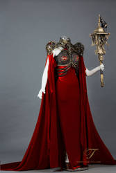 Cathedral dress
