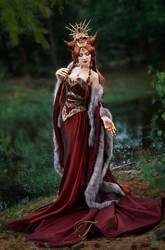 Faith the Fox Goddess by Fairytas