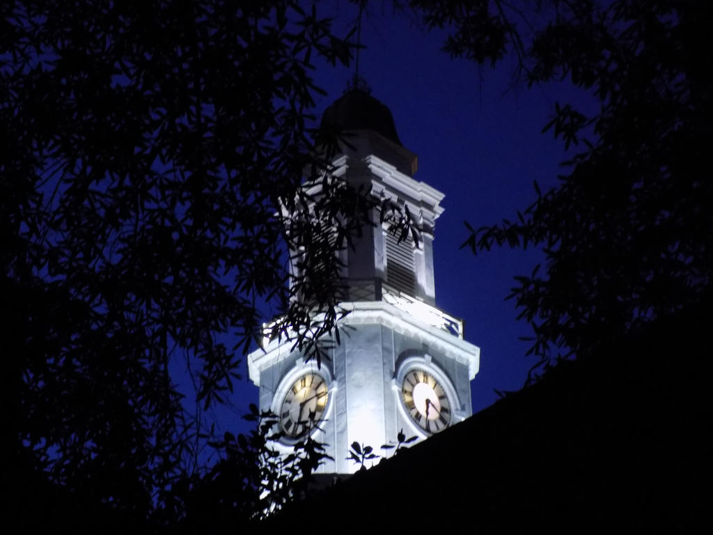 Cinderella's Clocktower by ChainedtoInsainity