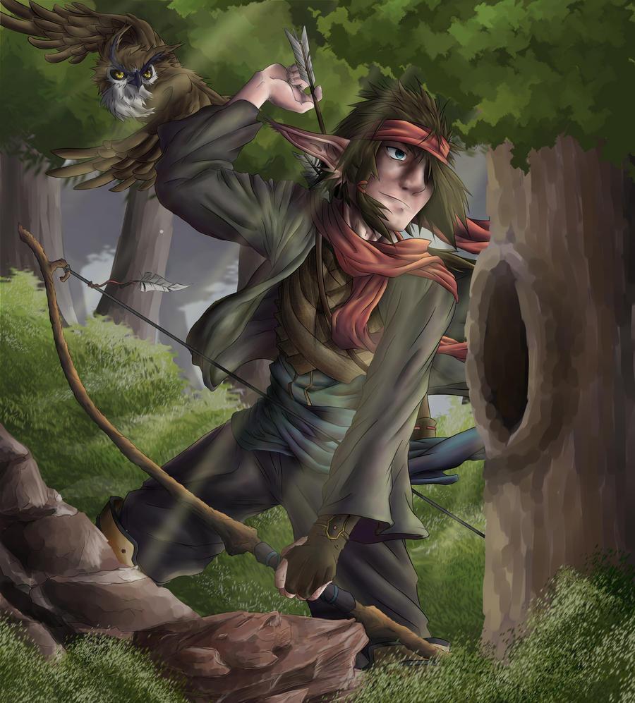 Hunters by Kolshio
