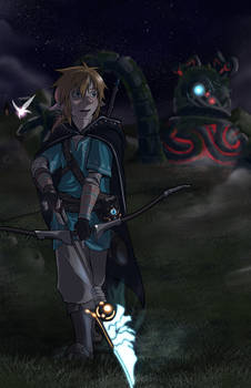 Link and Guardian
